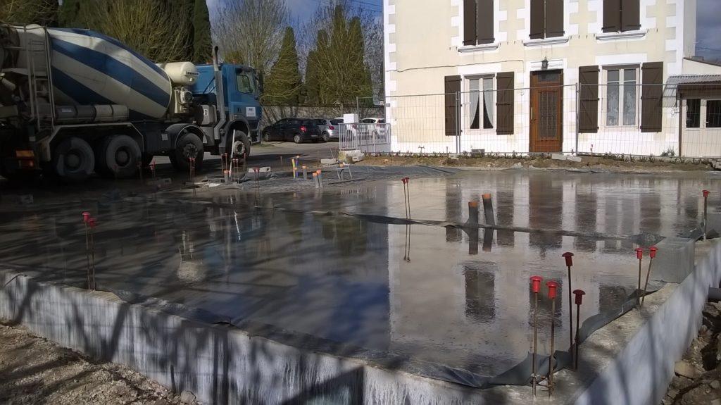 Travaux de maçonnerie en gros oeuvre à Poitiers